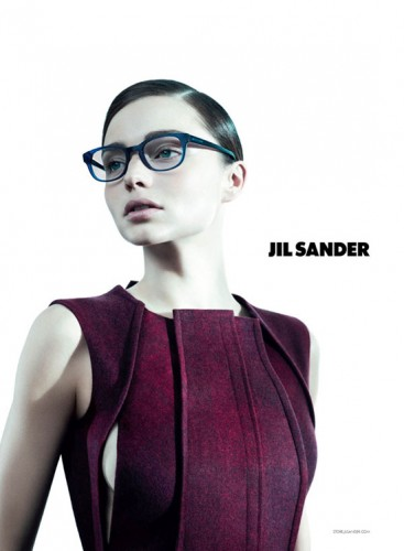 Miranda Kerr for jil sander