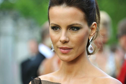 Kate Beckinsale, 12th Annual White Tie and Tiara Ball, Elton John charity